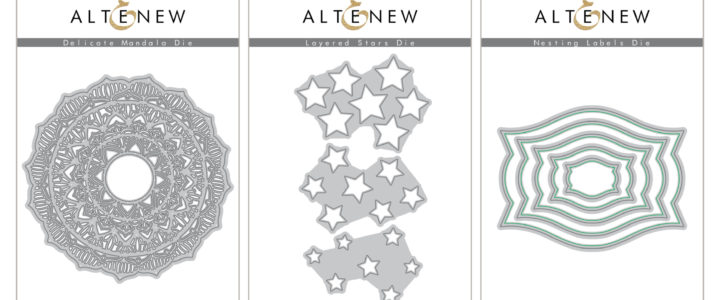 Altenew June 2019 Stand-alone Die Release Blog Hop + Giveaway