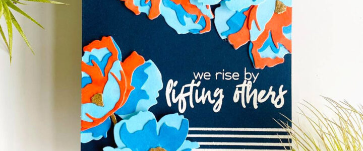 Altenew Craft-A-Flower: Poppy Release Blog Hop + Giveaway