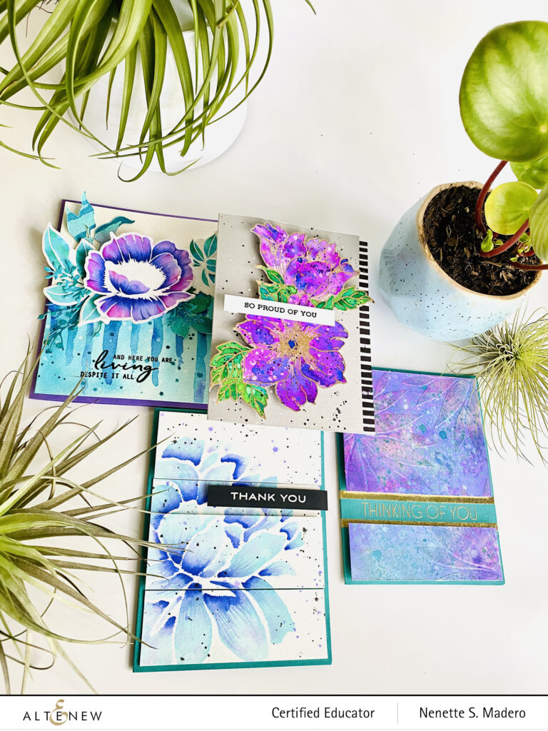 AECP Family IG Hop: Crate a Card Inspired by a Favorite AECP Class